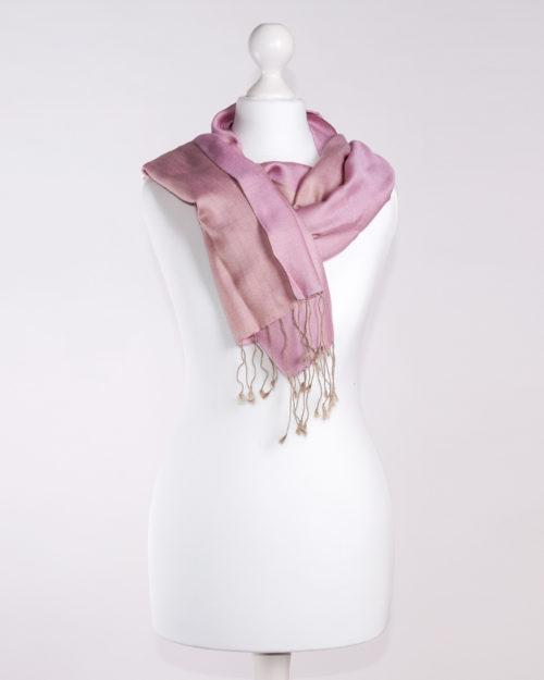 Silk Camel/Rose