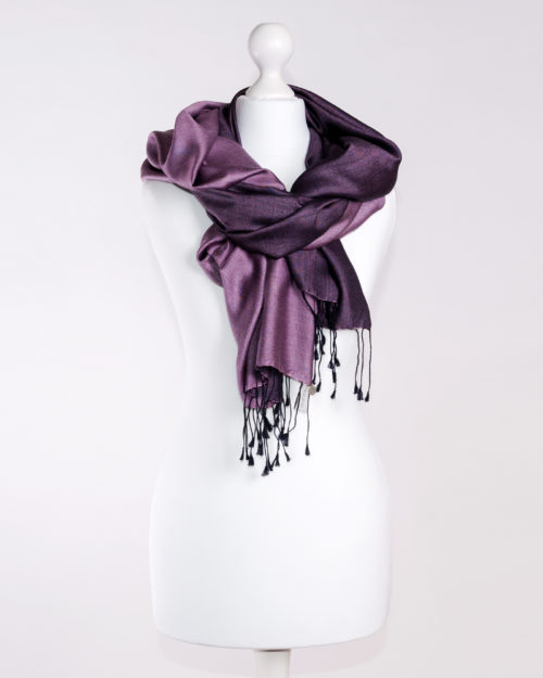 Silk Light Purple
