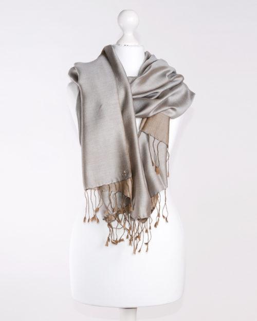 Silk Khaki/Light Grey